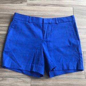 Banana Republic Shorts with Stretch Size 0 Blue